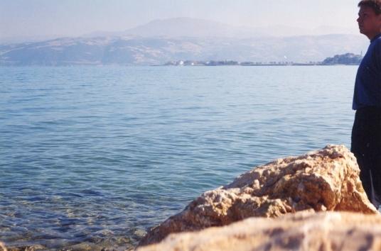Lake Eğirdir, 1996