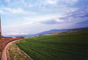approaching Kayseri